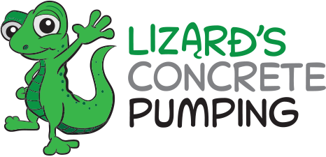 Lizard's Concrete Pumping