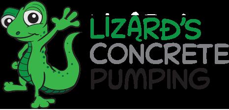 Lizard's Concrete Pumping